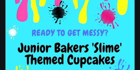 Junior Baking & Sugarcraft Classes (6-17 years) (Purley) tickets