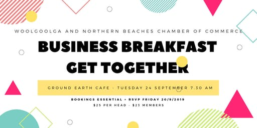 W&NBCC Networking Breakfast