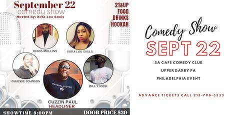 Live Vice Comedy Sunday tickets