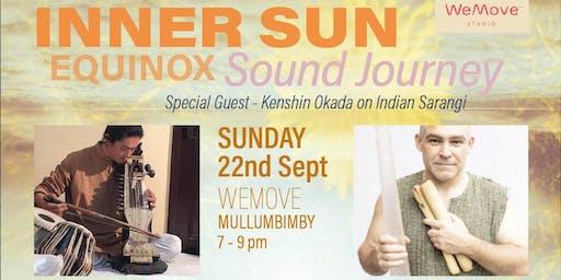 Inner Sun Equinox - Sound Journey - WEMOVE Mullumbimby