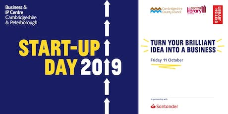 Startup Day 2019: Commercial Law for Startups 1:1's tickets