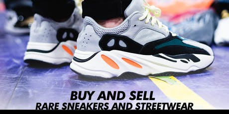 Sneakers Over Everything - October 5, 2019  tickets