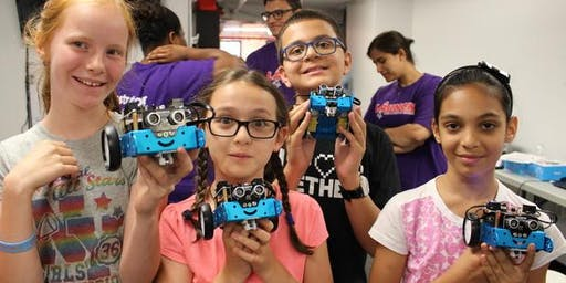 Pro-D Day -Robotics/Coding/ STEM Camp