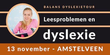 Balans Dyslexietour - Amstelveen tickets