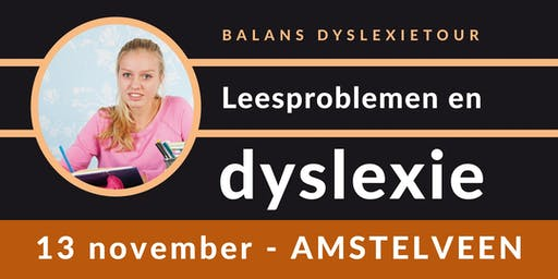 Balans Dyslexietour - Amstelveen