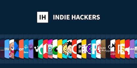#2 Indie Hackers Brussels Meetup tickets