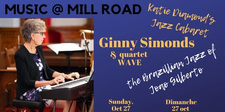 Katie Diamond's Jazz Cabaret with Ginny Simonds tickets