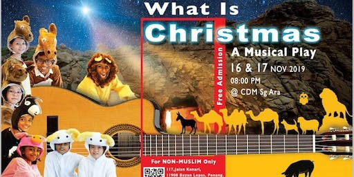 Full Rehearsal No. 4 : What is Christmas? A Musical Play