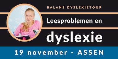 Balans Dyslexietour - Assen