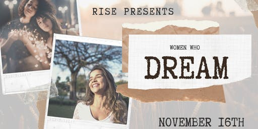 Dream: One Day Event for Women