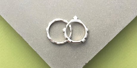 Wax Ring Carving Workshop (Sterling Silver) tickets