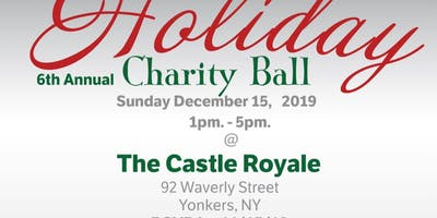 6th Annual Holiday Charily Ball 2019