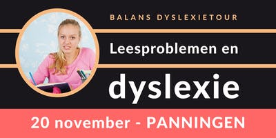 Balans Dyslexietour - Panningen