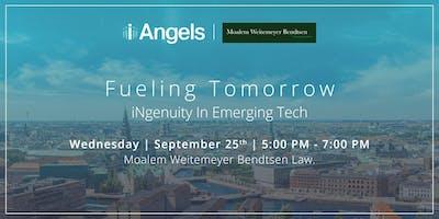 Fueling Tomorrow: iNgenuity In Emerging Tech.