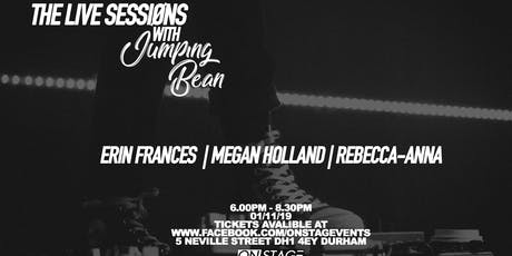 The Live Sessions @ Jumping Bean tickets
