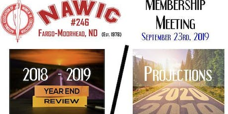 NAWIC FM246 Membership Meeting tickets