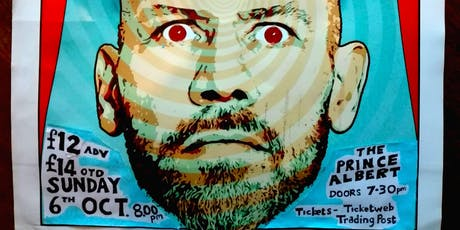 An Evening With Mik Artistik's EgoTrip ~ The Prince Albert, Stroud. tickets