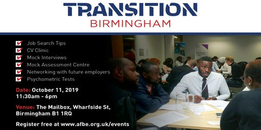 Transition in Birmingham