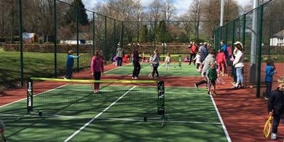 East Kilbride Tennis Competition