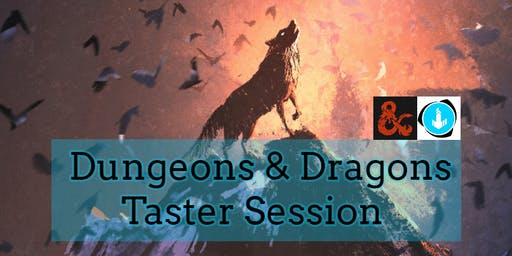 Premium D&D Taster Session - SavePoint Gaming Blackwood