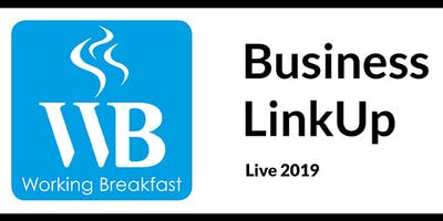 The Working Breakfast LinkUp Event
