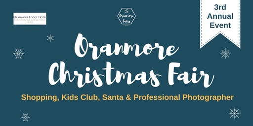 Oranmore Christmas Fair - Kids Club - Santa