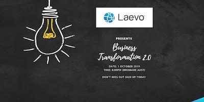Laevo Presents Business Transformation 2.0
