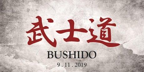 Bushido Amateur MMA Competition tickets