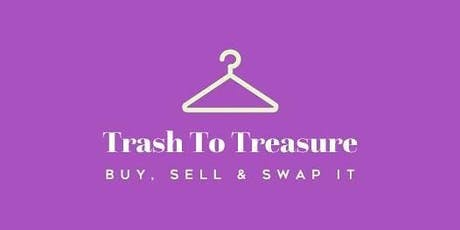 Trash To Treasure UK - A funky Indoor Market for t tickets