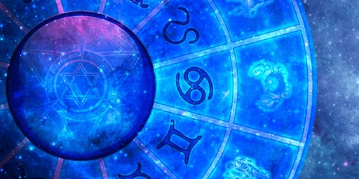 """""""Finding Your Passion with Astrology"""" at AMA on 10-05-19"""