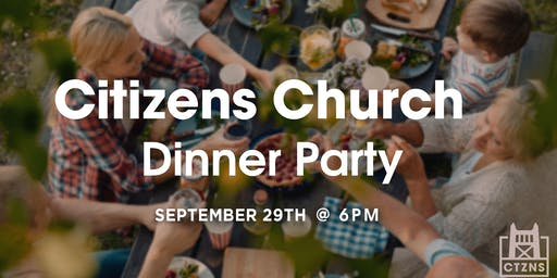 Citizens Dinner Party