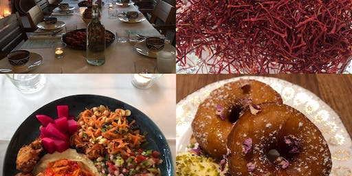 The Riad Supper Club  - The flavours and sounds of Persia