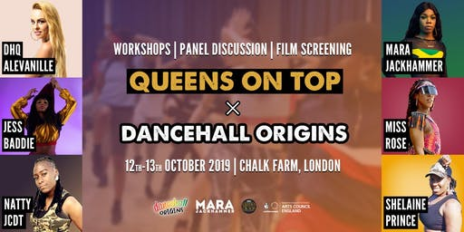 QUEENS ON TOP x DANCEHALL ORIGINS