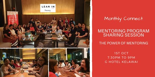 Lean In Penang Monthly Connect: The Power of Mentoring