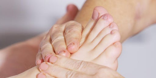 BENEFITS OF REFLEXOLOGY  in 30 minute Session