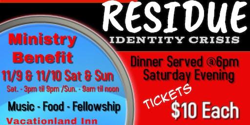 RESIDUE Identity Crisis