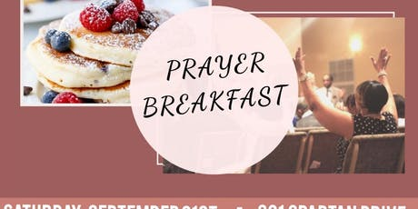 Prayer Breakfast tickets