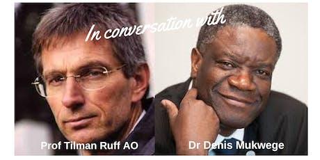 In Conversation with Nobel Laureates tickets