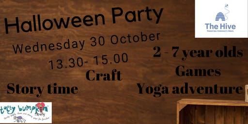 Halloween Party [2-7yr olds]