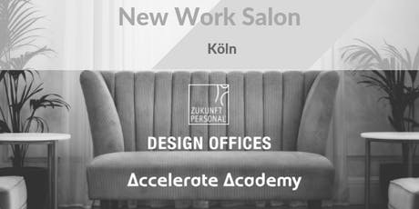 New Work Salon Köln Tickets