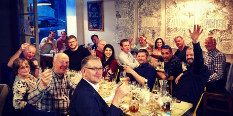 East Coast Whisky at The Edinburgh Larder - Delicious Food & Special Whiskies tickets