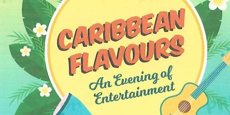 Caribbean Flavours - a family social evening with entertainment tickets