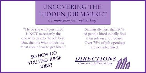 Uncovering The Hidden Job Market 10-16-19
