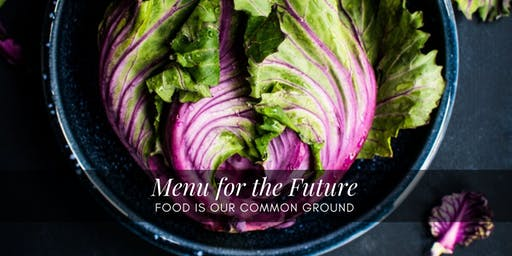 Menu for the Future