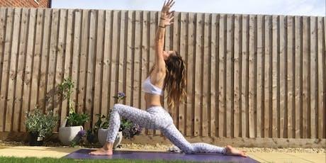 Vinyasa Flow - Yoga with Becky tickets