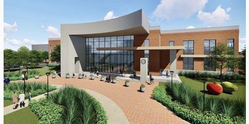 Stockbridge Plan for future town hall