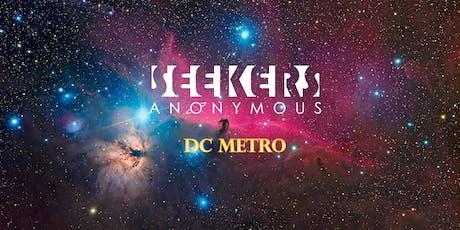 "SA DC Metro - ""Peeling the Cosmic Onion"" Week 8 tickets"