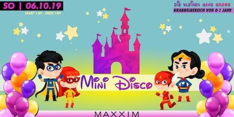 MINI DISCO 06.10.2019 Tickets