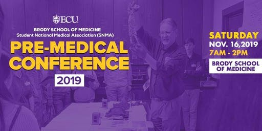 2019 SNMA Pre-Medical Conference