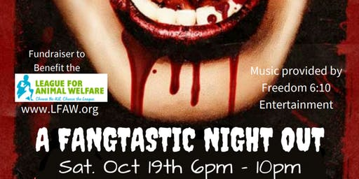 A Fangtastic Night Out  ~  Charity Fundraiser